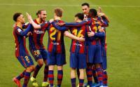 Menang Tipis Atas Sevilla, Barcelona Geser Real Madrid di Posisi 2 Liga Spanyol 2020-2021