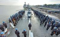 Satgas Maritime TNI Konga XXVIII-M Unifil Bertolak ke Lebanon