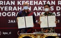 Kemenkes Gandeng KPU Buka Akses Data Pemilih untuk Program Vaksinasi Nasional