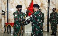 Panglima Pimpin Sertijab Panglima Komando Pertahanan Udara Nasional di Mabes TNI
