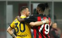 Liga Italia, AC Milan Ditahan Imbang Udinese