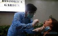 Prokes Ketat, Pengunjung Cafe di Surabaya Wajib Tes Rapid Antigen