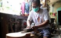 Masih Bertahan, Bisnis Gitar Tak Terdampak Pandemi