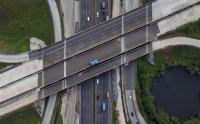 Foto Udara Proyek Pembangunan Jalan Tol Kunciran-Cengkareng