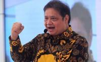 Airlangga Hartato Tutup Rapimnas Partai Golkar