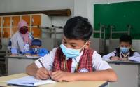 Depok Gelar Ujian Sekolah Secara Tatap Muka