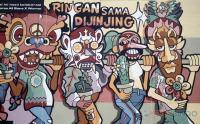 Seniman Mural Kampanyekan Udara Bersih Melalui Media Gambar