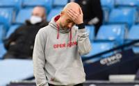 Man City Kalah dari Man United, Pep Guardiola Bereaksi