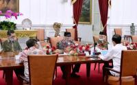 Rombongan Amien Rais Temui Presiden Jokowi Bahas Kasus Penembakan 6 Laskar FPI
