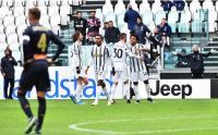 Menang Atas Genoa, Juventus Ancam Posisi AC Milan