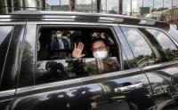 Moeldoko Hadiri Peluncuran Strategi Nasional Pencegahan Korupsi di KPK