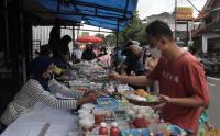 Kampung Ramadhan Jogokaryan di Hari Pertama Puasa