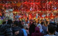 Begini Suasana Puasa Pertama di Kota Gaza Palestina