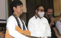 Ryan D'Masiv ke Korban Bencana Alam NTT: Jangan Menyerah