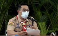 Gubernur Ridwan Kamil Instruksikan Jajaran Lakukan Vaksinasi Lansia Door to Door