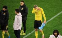 Raut Sedih Erling Haaland Usai Dortmund Gagal ke Semifinal Liga Champions