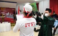 Cium Bendera Merah Putih, 34 Narapidana Terorisme Kembali ke NKRI