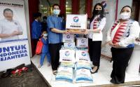 Kartini Perindo Berikan Santunan Anak-Anak Yayasan Panti Yatim Indonesia  Ciranjang