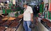 Rezeki Pedagang Kurma di Bulan Ramadhan