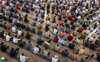Sholat Jumat Perdana di Bulan Ramadhan