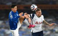 Tottenham Vs Everton: Dua Gol Hary Kane Tak Bisa Selamatkan The Lilywhites
