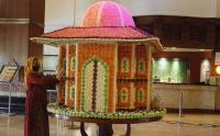 Masjid Terbuat dari Rengginang
