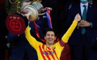 Bawa Barcelona Juara, Messi Catatkan Rekor Baru di Copa Del Rey