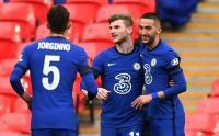 Gol Tunggal Hakim Ziyech Bawa Chelsea ke Final Piala FA 2020-2021