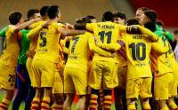 Barcelona Juara Copa Del Rey 2020-2021 Usai Tumbangkan Athletic Bilbao 4-0