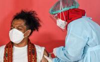 Seniman dan Artis Ikuti Vaksinasi Massal di Galeri Nasional