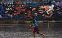 Mural Sindir Edhy Prabowo dan Juliari Batubara