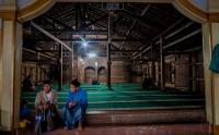 Masjid Kayu Berusia 400 Tahun Ada di Pandeglang