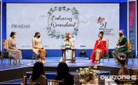 Talk Show Women Empower Women di IBW 2020-2021