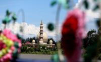 Masjid Haji Keuchik Leumik Dibangun oleh Seorang Wartawan Aceh