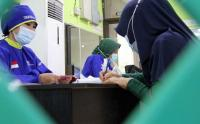 Calon Jamaah Haji Dumai Disuntik Vaksin COVID-19