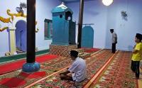 Masjid Peninggalan Kesultanan Banten Tahun 1612 M Masih Kokoh