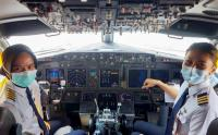 Kartini Masa Kini, Pilot dan Co Pilot Ini Perempuan Tangguh