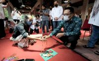 Gubernur Jabar Remikan Gedung Creative Center Jawa Barat