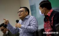 Diskusi Demokrasi Bahas Peta Parlemen Isu Reshuffle Kabinet Jokowi