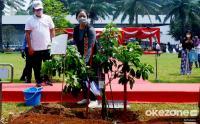 Pimpinan DPR Kampanyekan Tanam Pohon saat Peringatan Hari Bumi Sedunia
