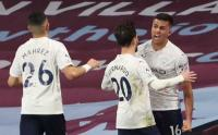 Menang Melawan Aston Villa, Man City Makin Menjauhi Man United