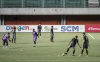 Persija Jakarta Gelar Latihan Jelang Lawan Persib Bandung
