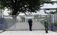Jelang KTT ASEAN 2021, Gedung Sekretariat ASEAN Jakarta Dijaga Ketat Petugas