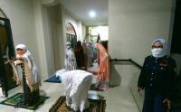 Satgas COVID-19 Sidak Protokol Kesehatan di Masjid
