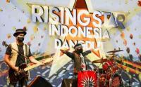 Slank Getarkan Panggung Rising Star Indonesia Dangdut