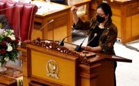 Puan Maharani Pimpin Rapat Paripurna DPR RI