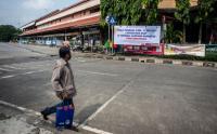 Operasional Bus AKAP di Terminal Kampung Rambutan Dihentikan Sementara