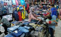 Imbas Larangan Mudik Lebaran, Omset Pedagang Pasar Daerah Menurun Drastis