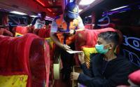 Pemberlakuan Larangan Mudik, Terminal Tipe A Batoh Banda Aceh Sepi