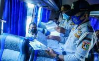 Penutupan Layanan Bus AKAP Terminal Kalideres